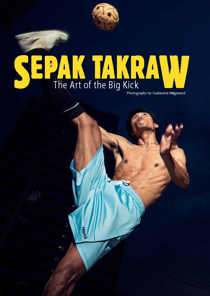 Sports in Thailand - Sepak Takrw